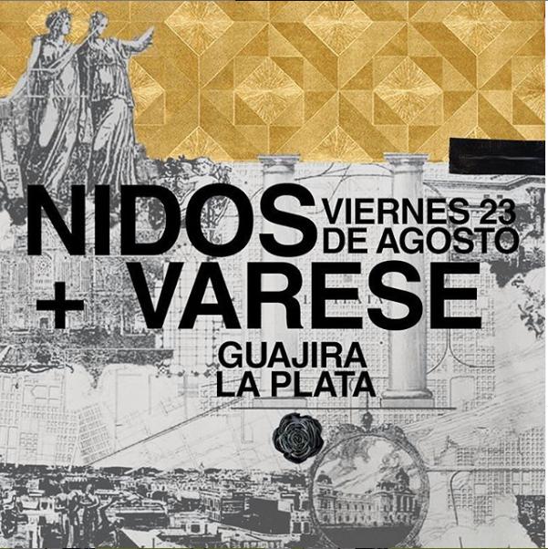 Nidos y Varese en La Plata