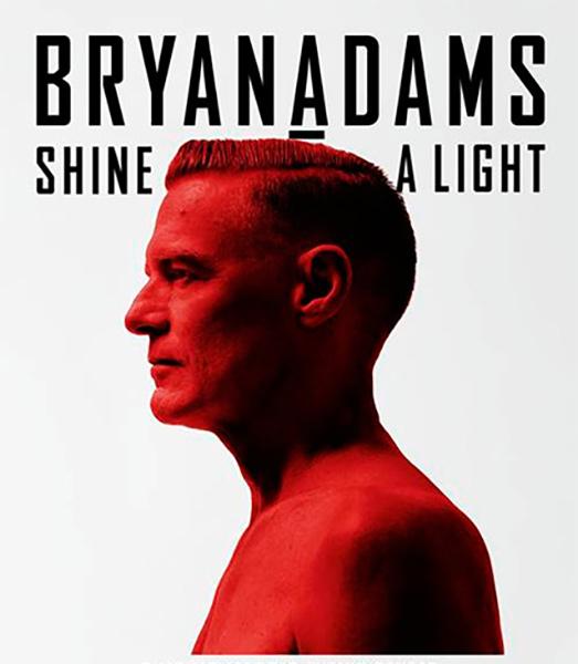 Bryan Adams en Barcelona