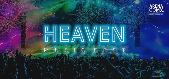 Heaven Music Fest en México