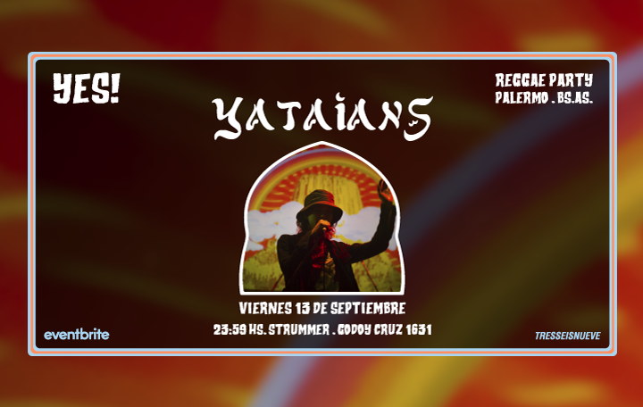 Fiesta YES!: Yataians en Strummer Bar