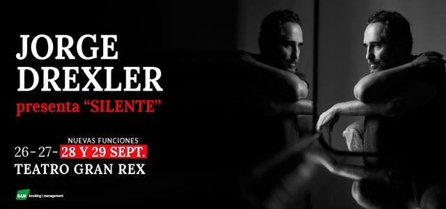 Jorge Drexler en el Teatro Gran Rex