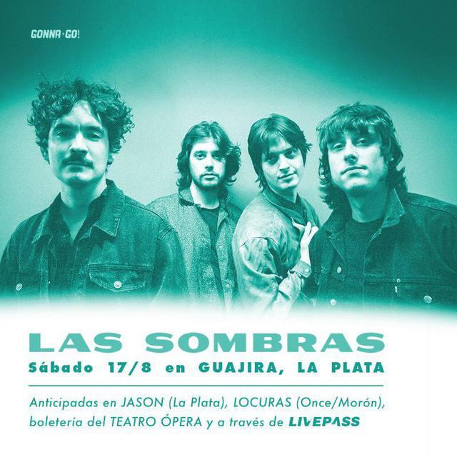Las Sombras en La Plata