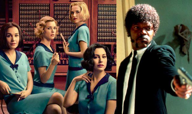 Estrenos de Netflix en agosto: Pulp Fiction, Las chicas del cable, Civil War y más