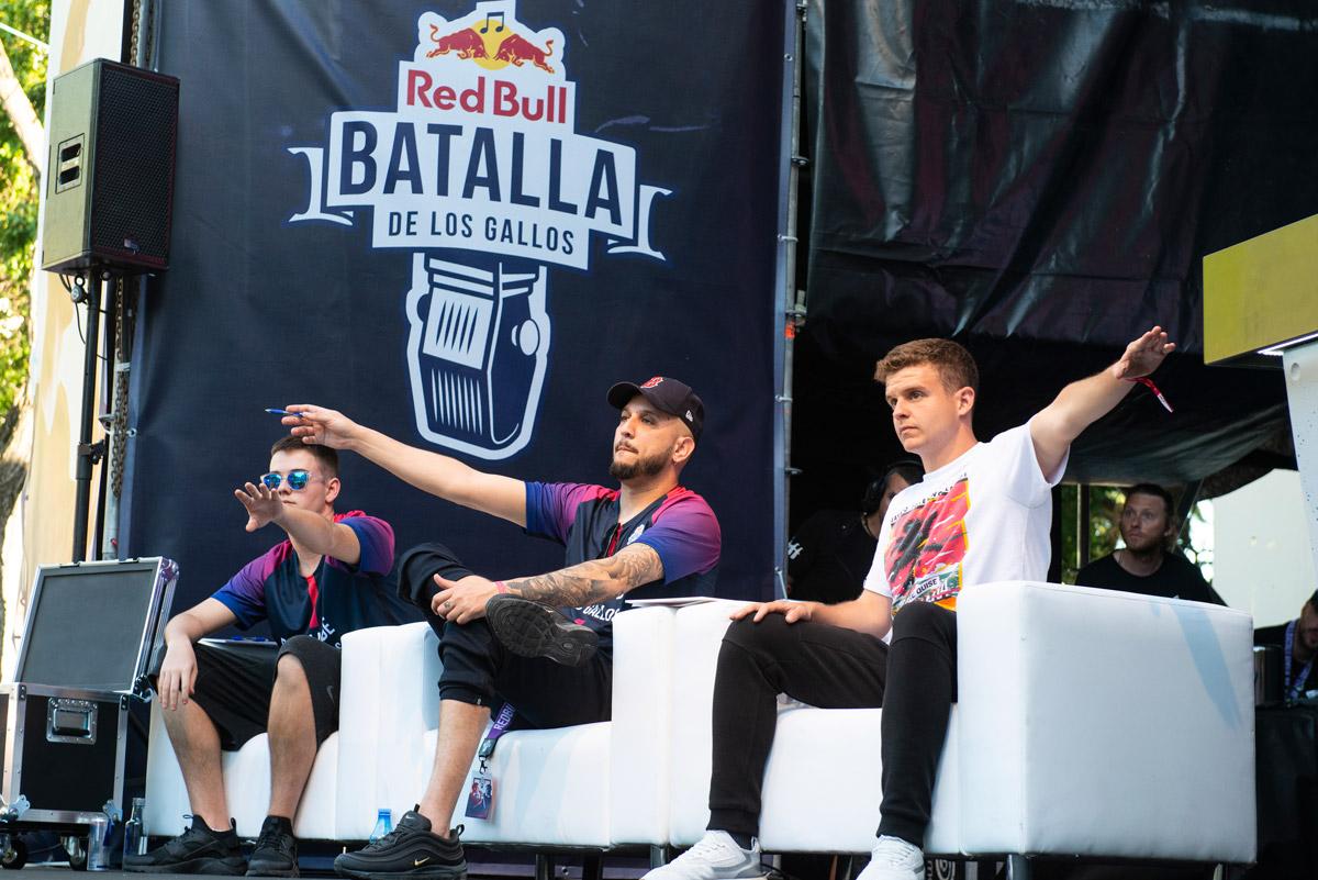 Quiénes Son Los Cinco Jueces De La Red Bull Batalla De Los Gallos 2019 En España