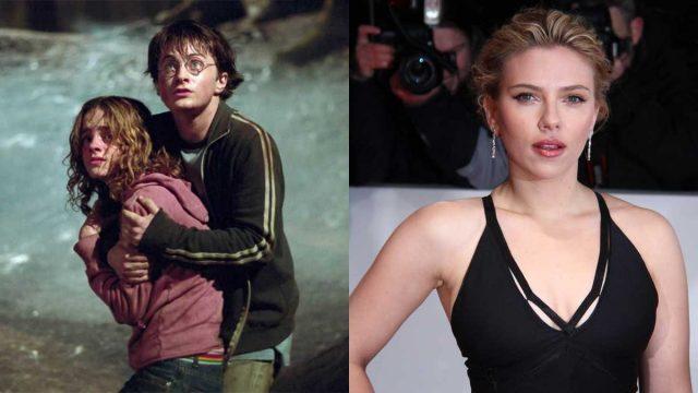 La desconocida participación de Scarlett Johansson en Harry Potter