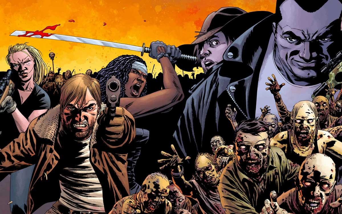 The Walking Dead Comics