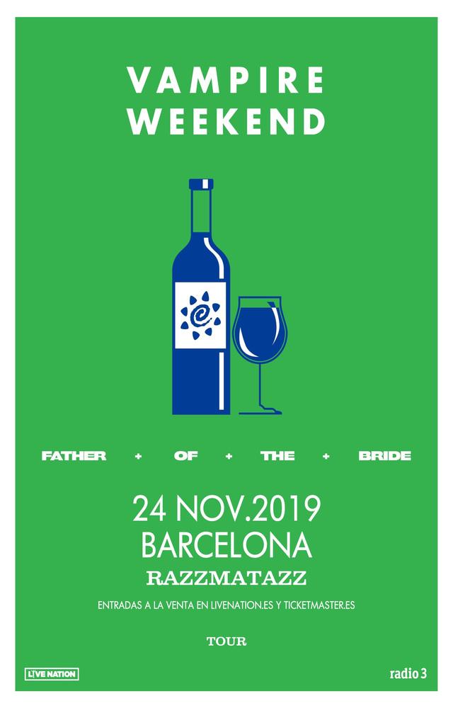 Vampire Weekend en Barcelona