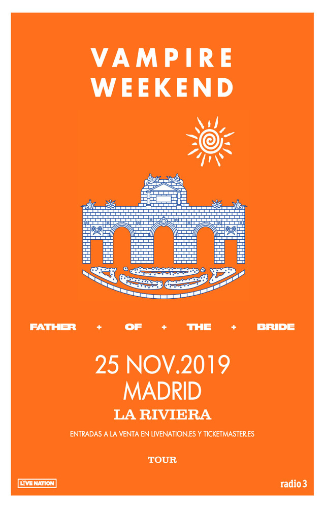 Vampire Weekend en Madrid