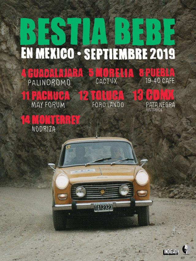 Bestia Bebé en Ciudad de México