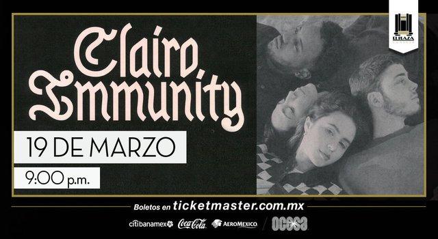 Clairo en México