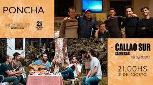 Callao Sur + Poncha en Niceto Humboldt