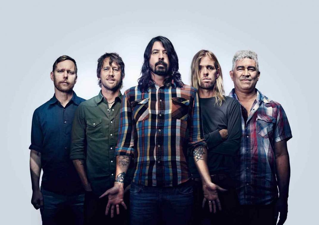 Foo Fighters anuncian la llegada de un nuevo álbum de estudio
