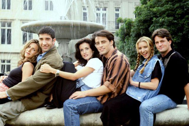 El regreso de Friends está muy cerca de concretarse