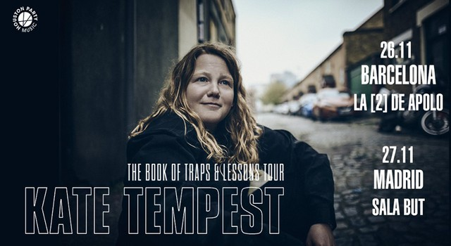 Kate Tempest en Barcelona