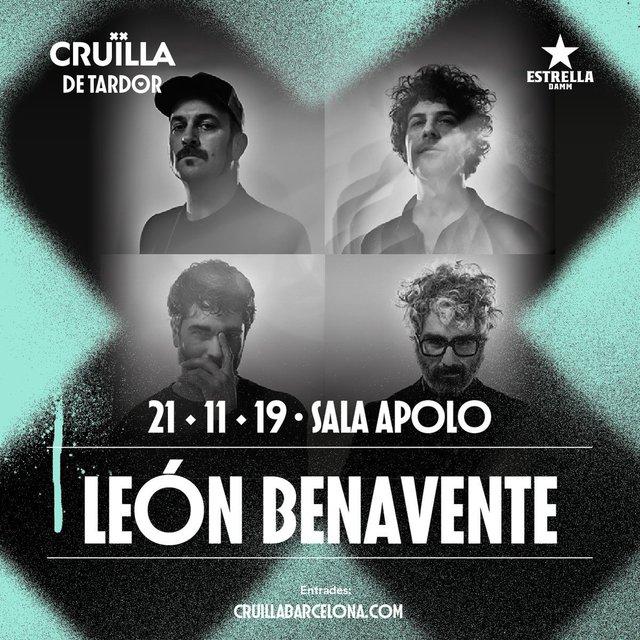 León Benavente en Barcelona