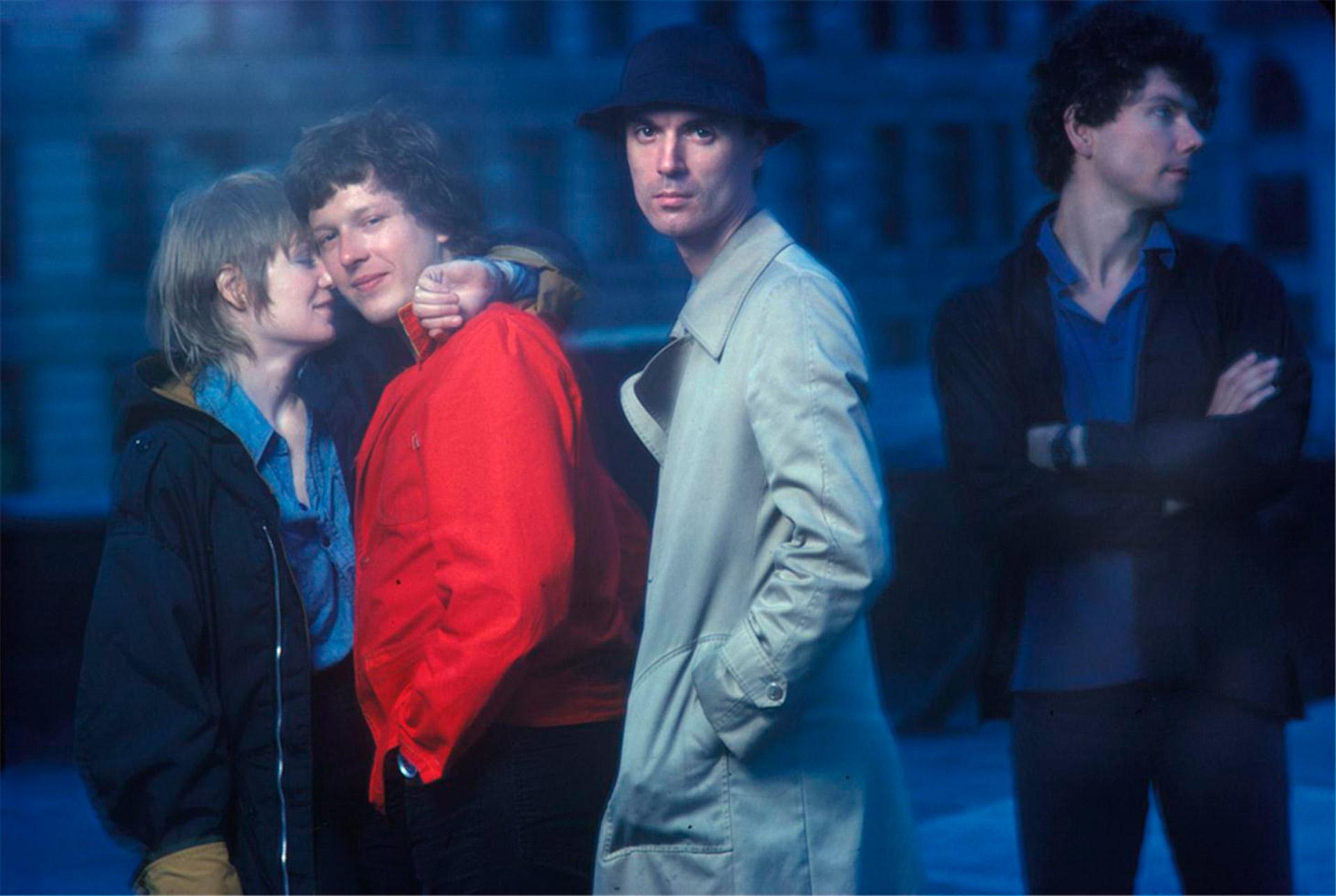 Talking Heads en 1979