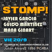 STOMP! en Vicente El Absurdo