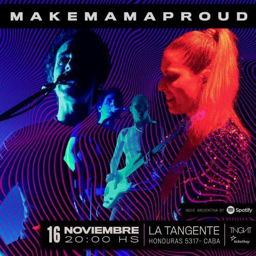 Make Mama Proud en La Tangente