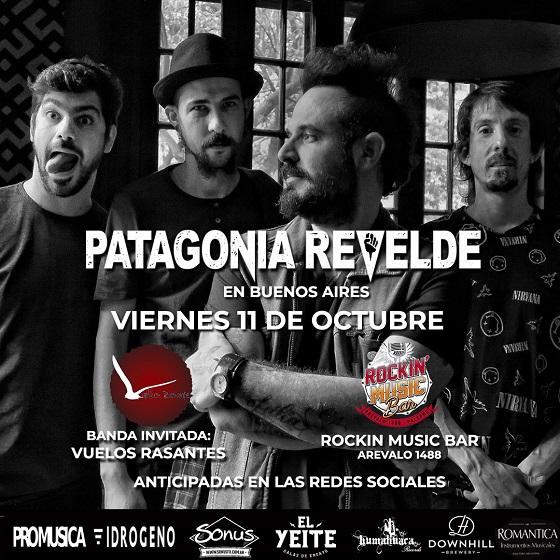 Patagonia ReVelde en Rockin