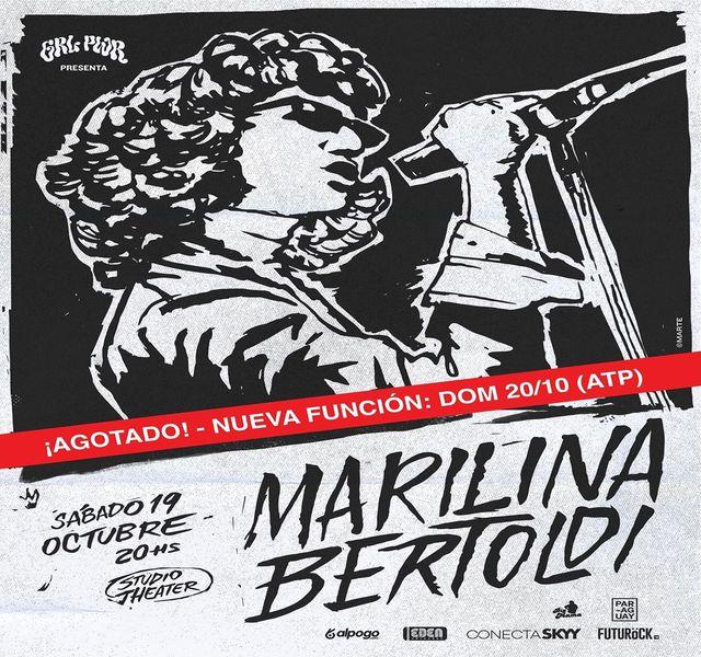 Marilina Bertoldi en Córdoba