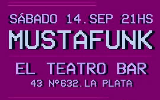 Mustafunk en La Plata