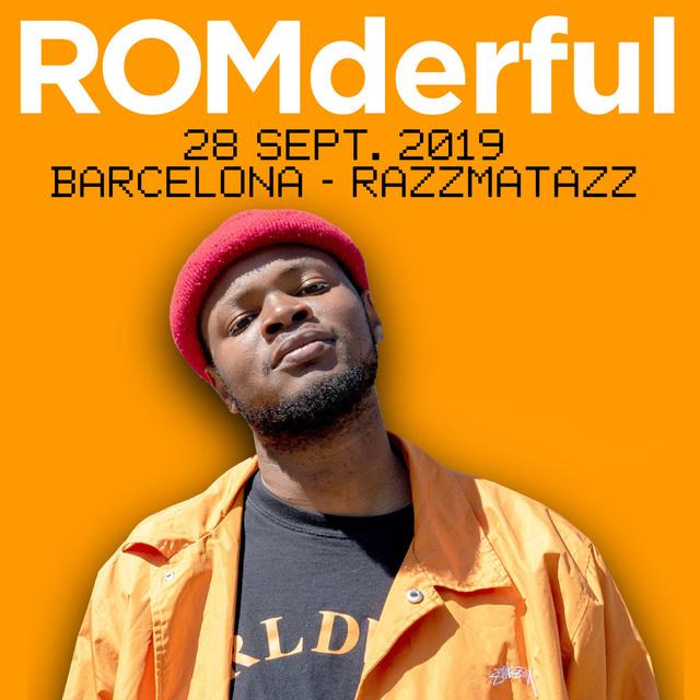 ROMderful en Barcelona