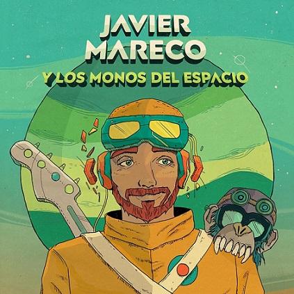 Javier Mareco y los monos del espacio en La Tangente
