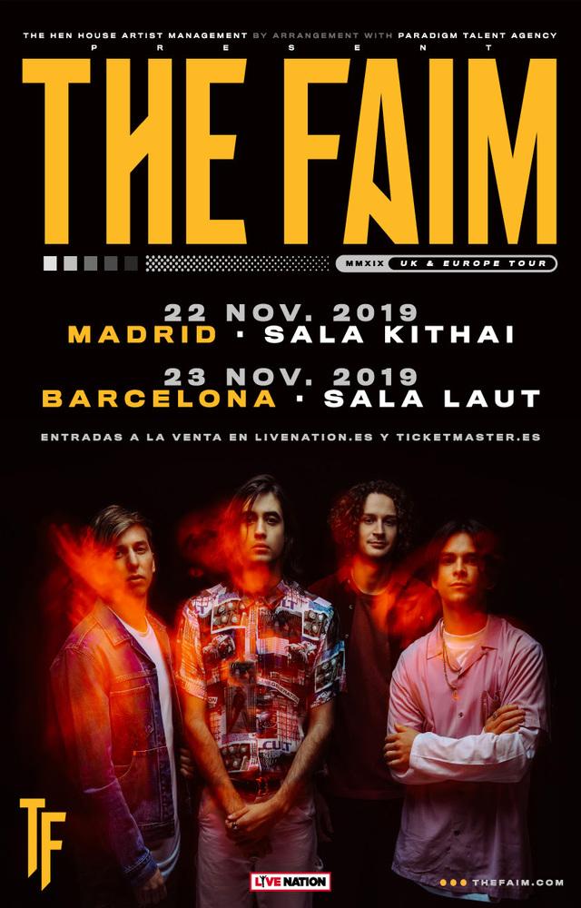 The Faim en Barcelona