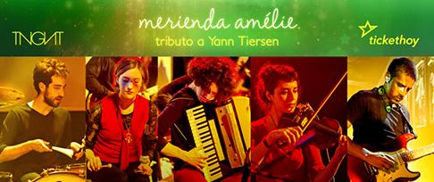 Tributo a Yann Tiersen en La Tangente