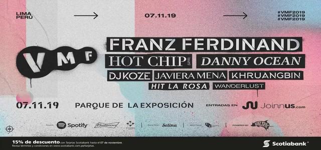 Veltrac Music Festival 2019 en Perú