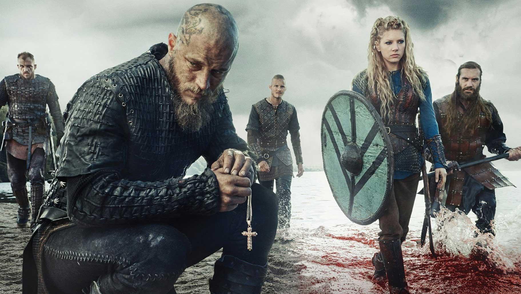 Vikingos La Segunda Parte De La Temporada 5 Llega A Netflix