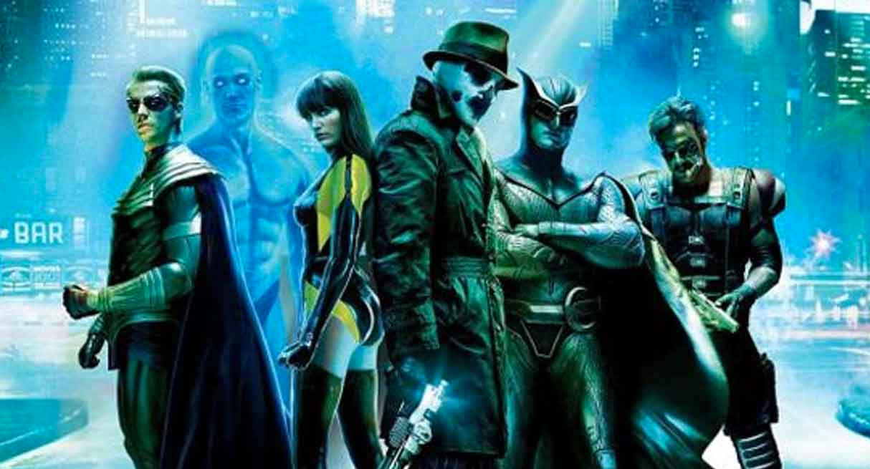 Watchmen-Serie