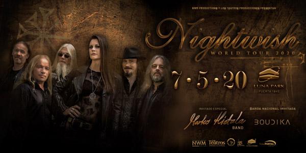 Nightwish en el Luna Park