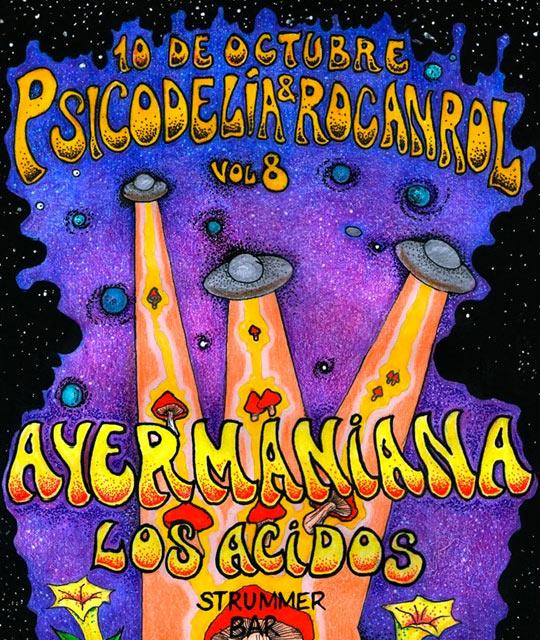 Psicodelia & Rocancol vol. 8