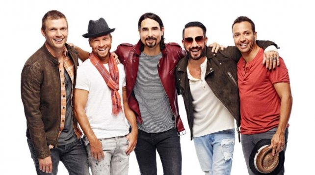 Backstreet Boys en Monterrey