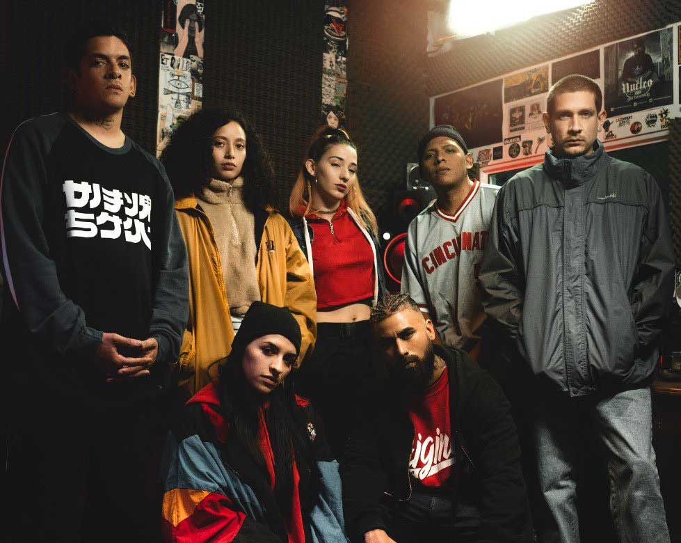 Broder: La primera serie latinoamericana sobre el hip hop