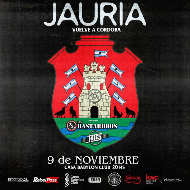 Jauría en Córdoba