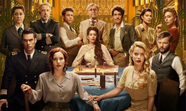 Alta Mar sería renovada por una tercera y cuarta temporada