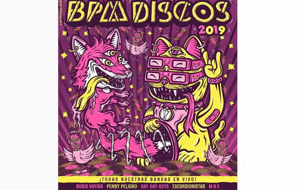 BPM discos 2019 en La Confitería