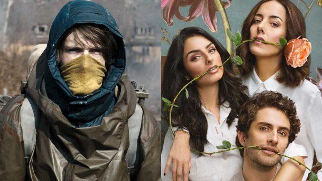Las 10 series internacionales de Netflix más vistas en Argentina
