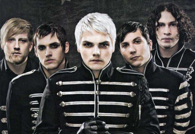 My Chemical Romance confirma su regreso a los escenarios