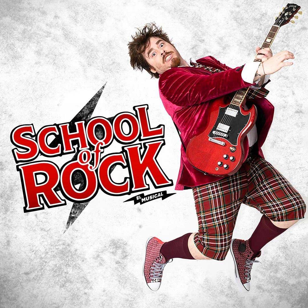 Resultado de imagen para school of rock musical argentina
