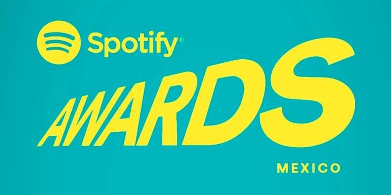 Spotify presenta su propia entrega de premios