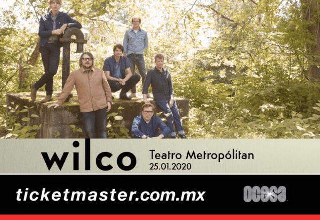 Wilco en México