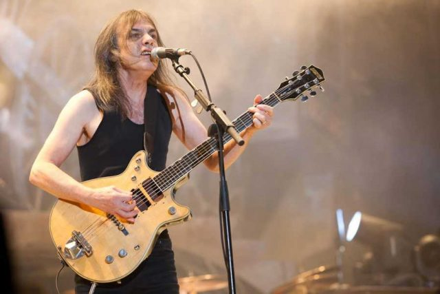 AC/DC publicará nuevo disco con música inédita de Malcolm Young