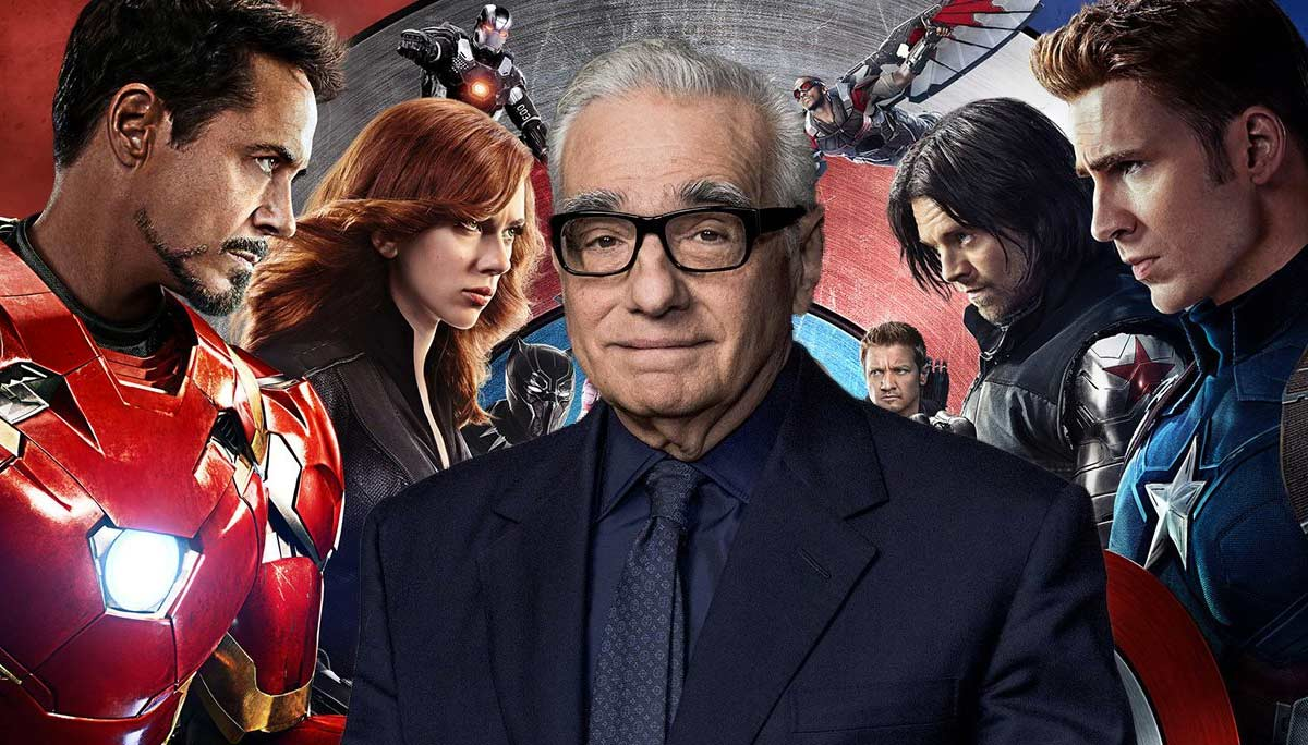 Martin Scorsese vs Marvel