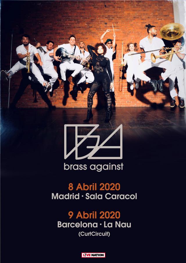 Brass Against en Madrid