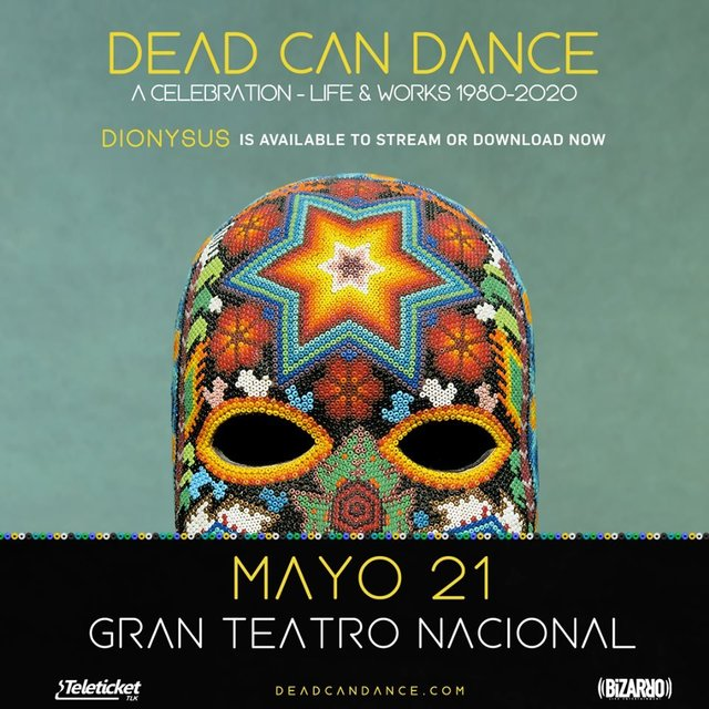 Dead Can Dance en Perú