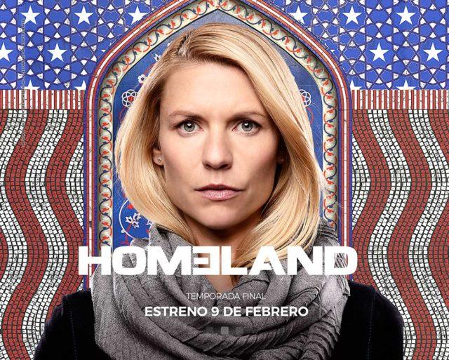 Homeland presenta el tráiler de su última temporada