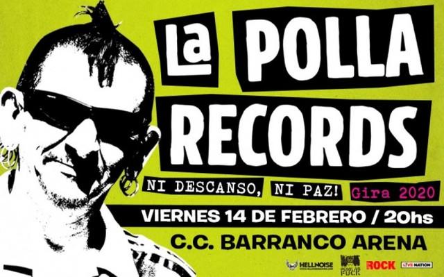 La Polla Records en Perú
